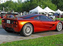 Автомобиль McLaren F1