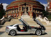 Mercedes SLR McLaren Coupe фото