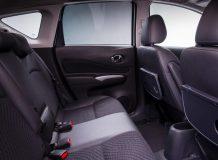 Интерьер Nissan Note II