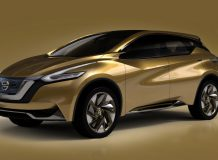 Фото Nissan Resonance Concept