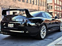 Фото Toyota Supra Turbo