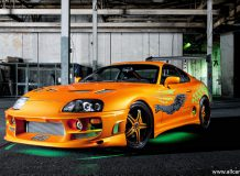 Toyota Supra из Форсажа