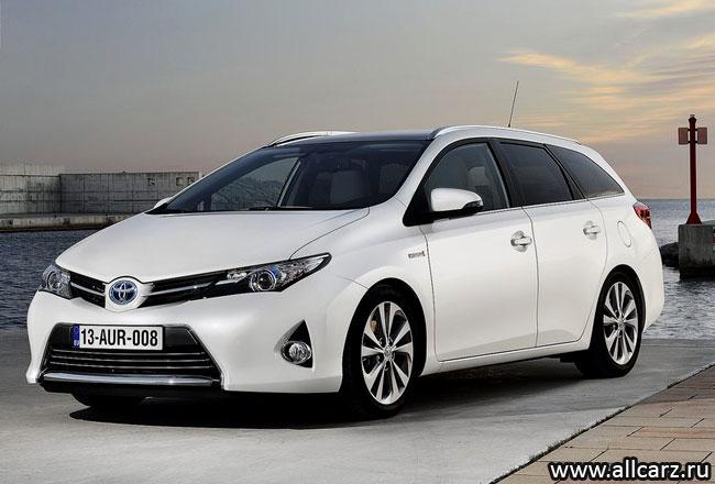 Toyota Auris Touring Sports фото
