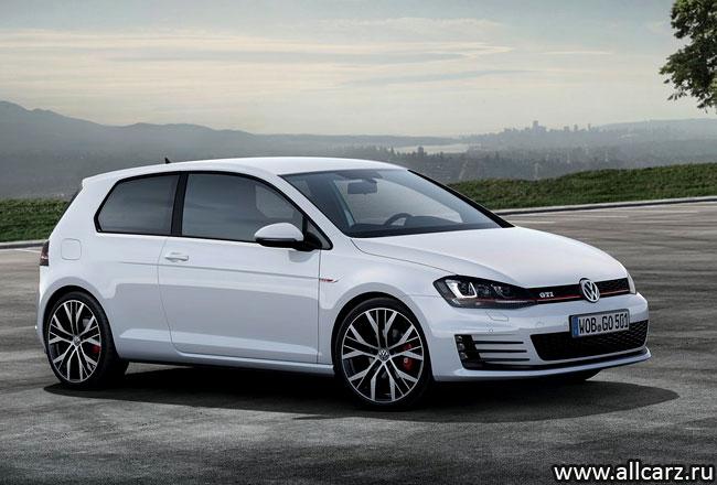 Volkswagen Golf 7 GTI фото