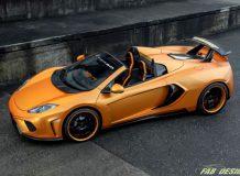 Фото McLaren MP4-12C Spider Terso