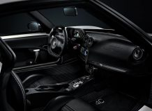 Салон Alfa Romeo 4C фото