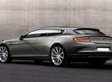 Фото Aston Martin Rapide Jet 2+2