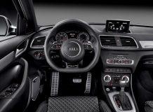 Салон Audi RS Q3 фото