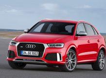 Фото Audi RS Q3 2015
