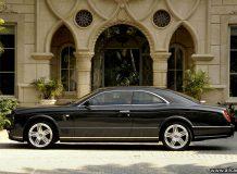 Bentley Brooklands фото
