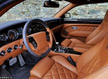Салон Bentley Brooklands