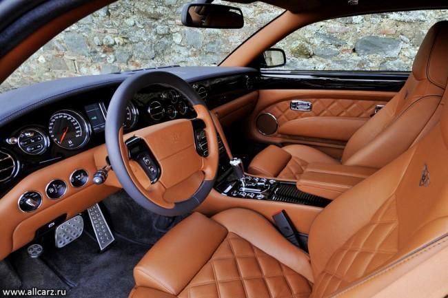 Фото салона Bentley Brooklands Coupe