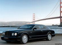 Фото Bentley Brooklands Coupe