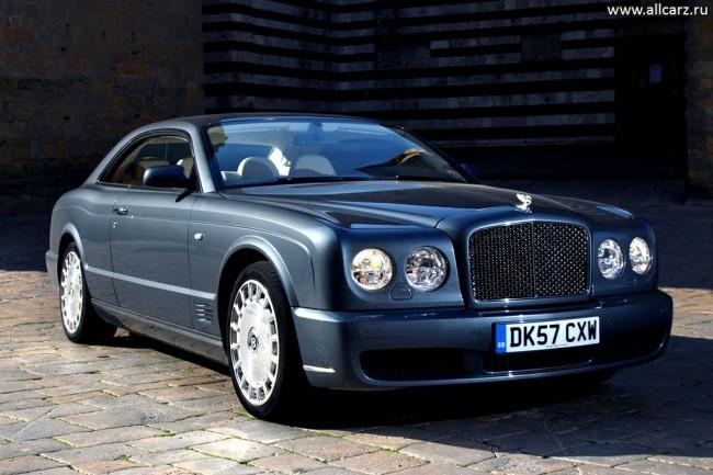 Bentley Brooklands II фото