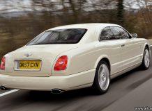 Купе Bentley Brooklands 2 фото