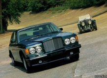 Седан Bentley Brooklands 1992-1998