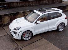 Обвес Emperor для Porsche Cayenne фото