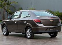 Фото Chevrolet Prisma