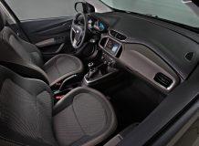 Салон Chevrolet Prisma фото
