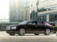 Фото Bentley Flying Spur 2014