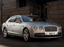Bentley Flying Spur V8 фото