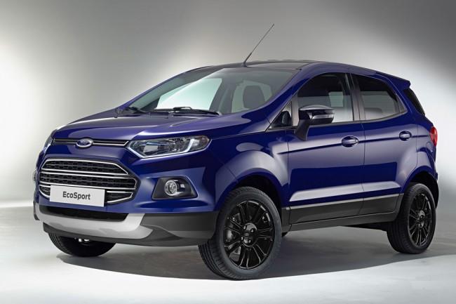 Обновленный Ford EcoSport 2016