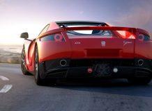 Испанский суперкар Spano GTA