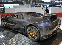 Фото суперкара Spano GTA