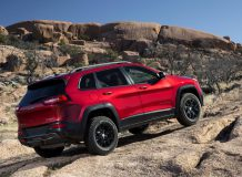 Jeep Cherokee Trailhawk фото