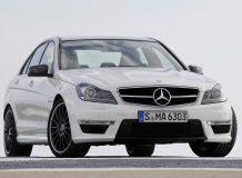 Фото Mercedes C 63 AMG