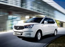 Фото SsangYong Stavic 2018