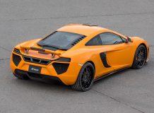 Обвес Chimera для McLaren MP4-12C