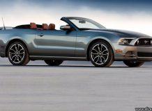 Ford Mustang кабриолет