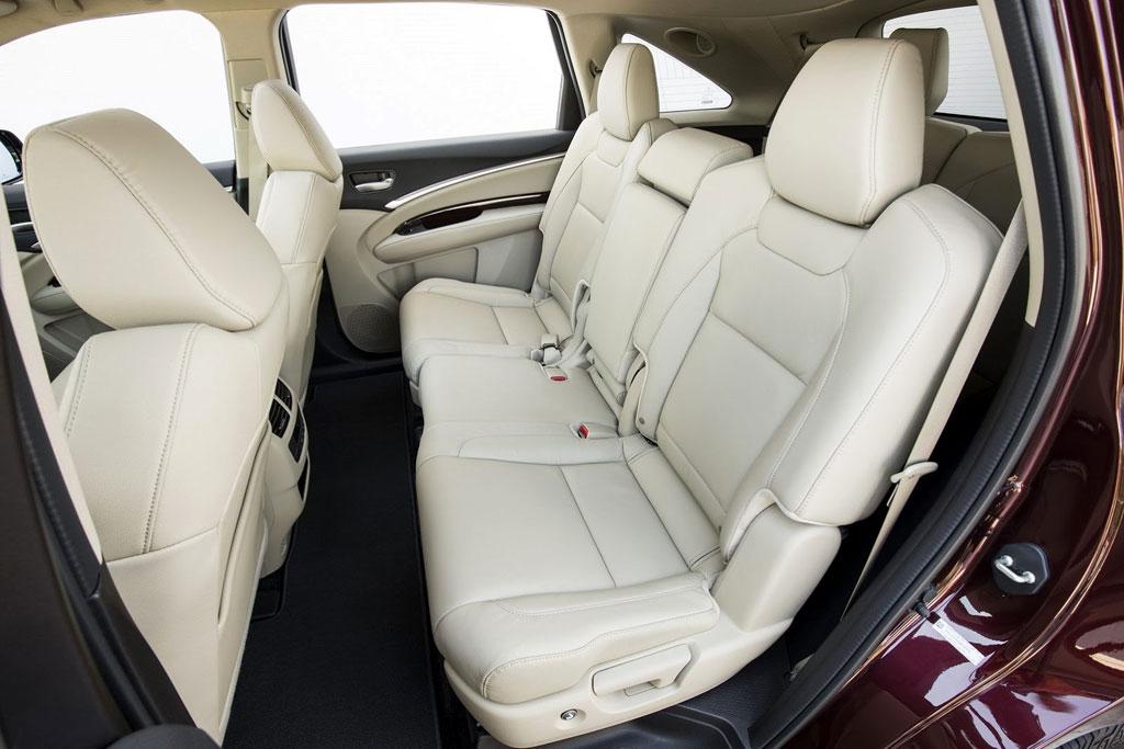 Интерьер Acura MDX 3 фото