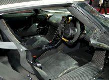 Салон Koenigsegg Agera S Hundra