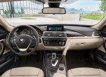 Салон BMW 3-Series GT фото