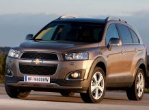 Фото нового Chevrolet Captiva 2014