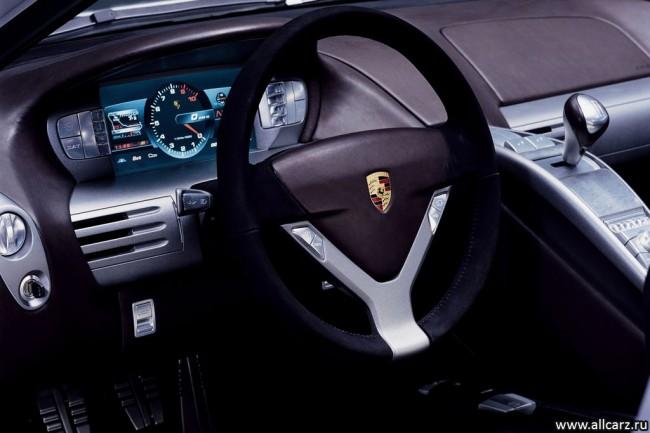Фото салона Porsche Carrera GT