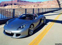 Суперкар Carrera GT фото