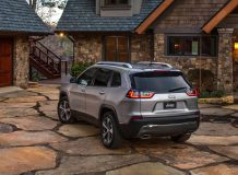 Новый Jeep Cherokee 2018 фото