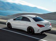 Mercedes CLA 45 AMG фото