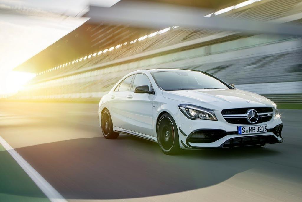 Фото Mercedes-AMG 45 CLA 2016