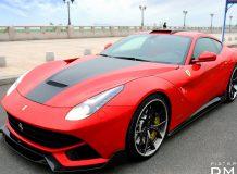 Фото тюнинг Ferrari F12 Berlinetta от DMC