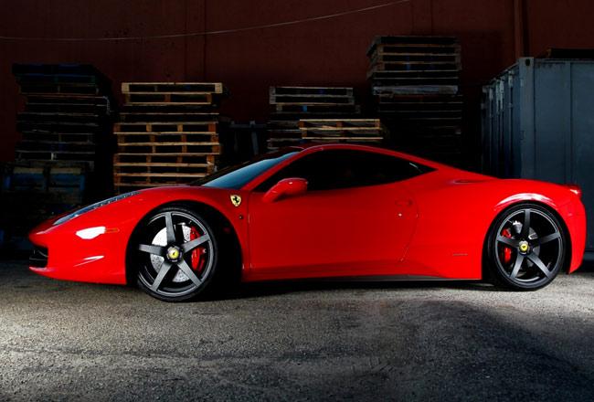 Фото Ferrari 458 Monte Carlo