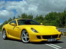 Ferrari 599 фото