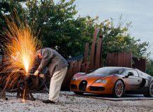 Bugatti Veyron Grand Sport Venet фото