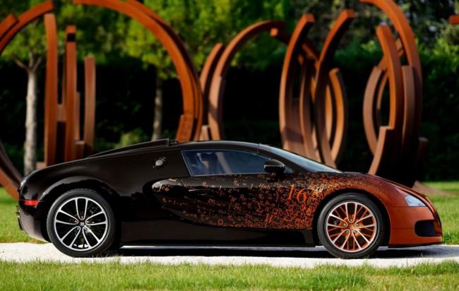 Bugatti Veyron Grand Sport Venet Edition