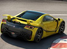Автомобиль GTA Spano