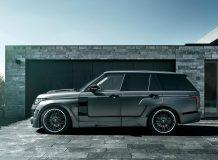 Hamann Mystere на базе Range Rover 4 фото