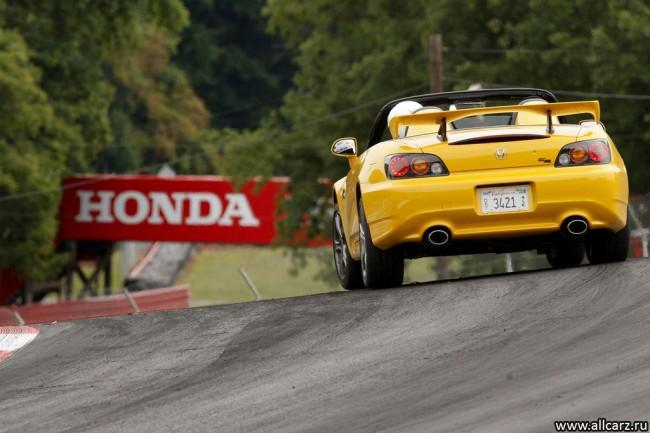 Honda S2000 Club Racer фото